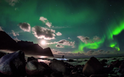 Surfing Under the Northern Lights w/ Mick Fanning | Chasing the Shot: Norway Ep