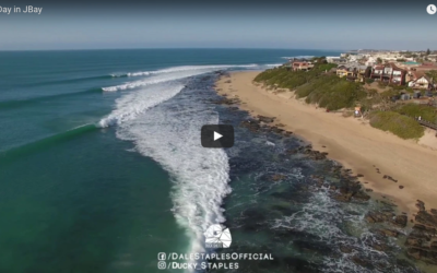 One Day in J-Bay with Dale Staples