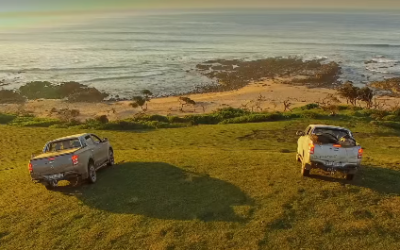 The Journey: 4×4 Surfing in the Transkei