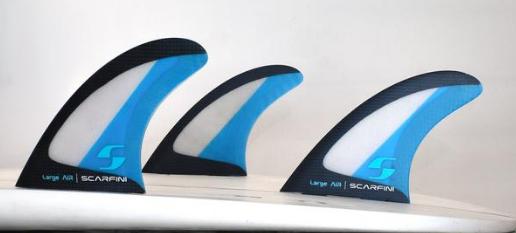 scarfini hx large fins